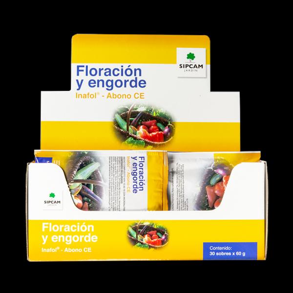INAFOL® FLORACIÓN Y ENGORDE