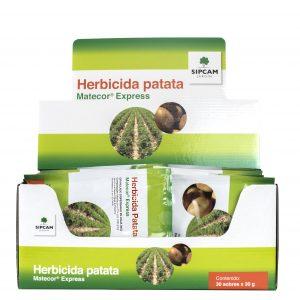 herbicida patata